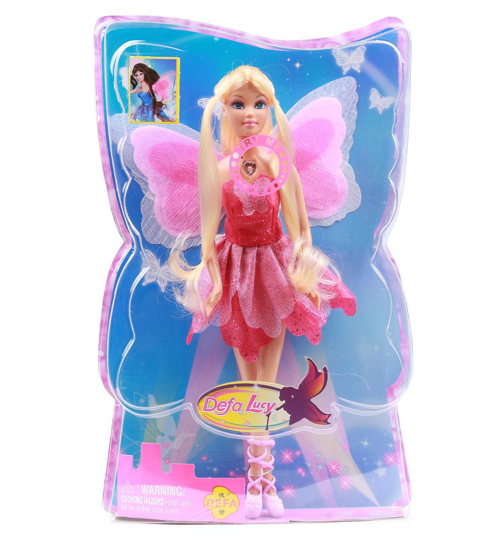 Кукла-фея со световыми эффектамиКуклы Defa Lucy<br>Кукла-фея со световыми эффектами<br>