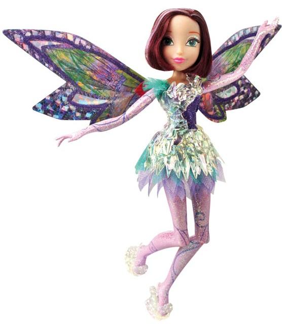 Кукла Winx Club – Tecna из серии - ТайниксКуклы Винкс (Winx)<br>Кукла Winx Club – Tecna из серии - Тайникс<br>