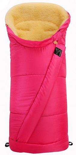 Конверт меховой – Coosy, pinkЗимние конверты<br>Конверт меховой – Coosy, pink<br>