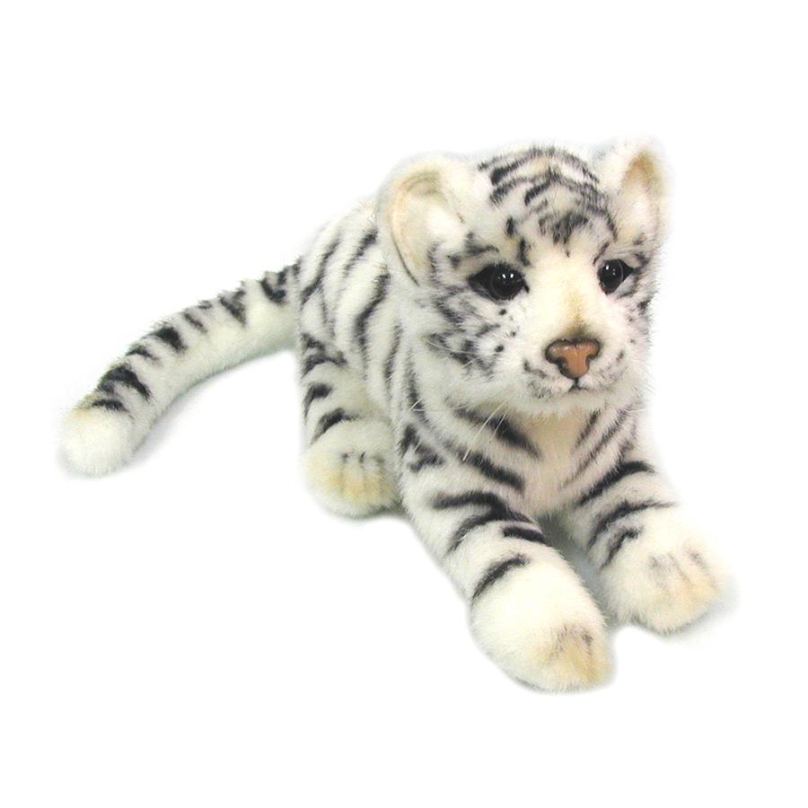 Купить Мягкая игрушка - Детеныш белого тигра, 26 см., Hansa