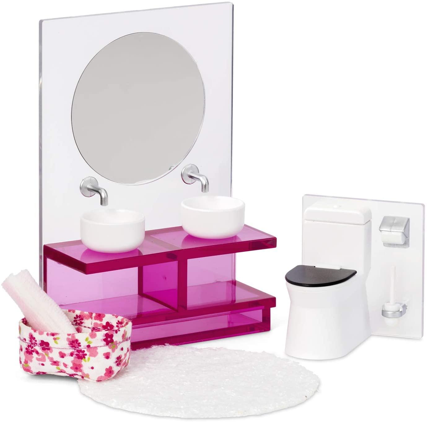 Набор мебели для домика - Ванная комната фото