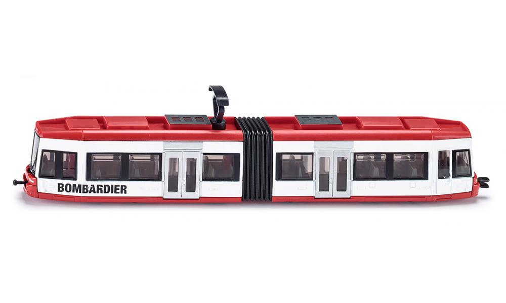 Купить Модель Трамвая Bombardier, 1:87, Siku