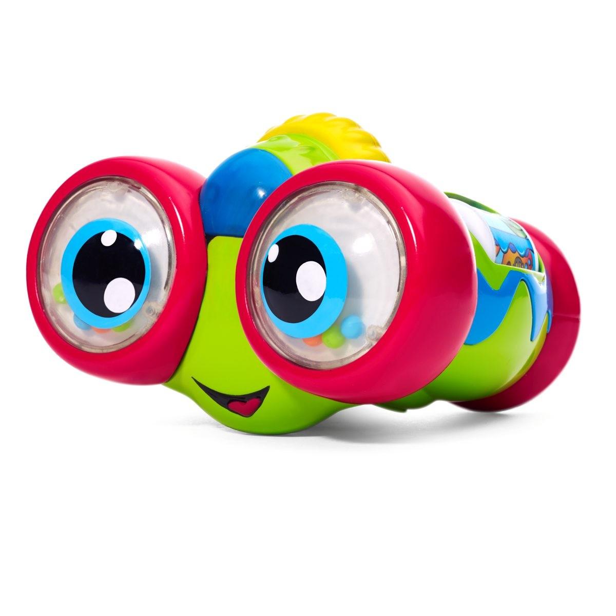 Музыкальная игрушка – БинокльРазвивающие Игрушки Chicco<br>Музыкальная игрушка – Бинокль<br>