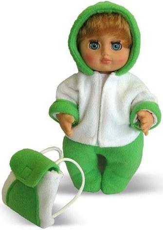 Кукла Любочка 2, высота 21 смРусские куклы фабрики Весна<br>Кукла Любочка 2, высота 21 см<br>