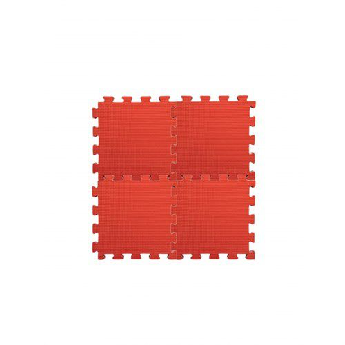 Будо-мат Kampfer №4, цвет – красный фото