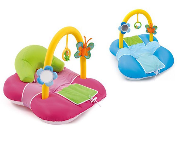 Коврик надувнойДетские развивающие коврики для новорожденных<br>Коврик надувной<br>