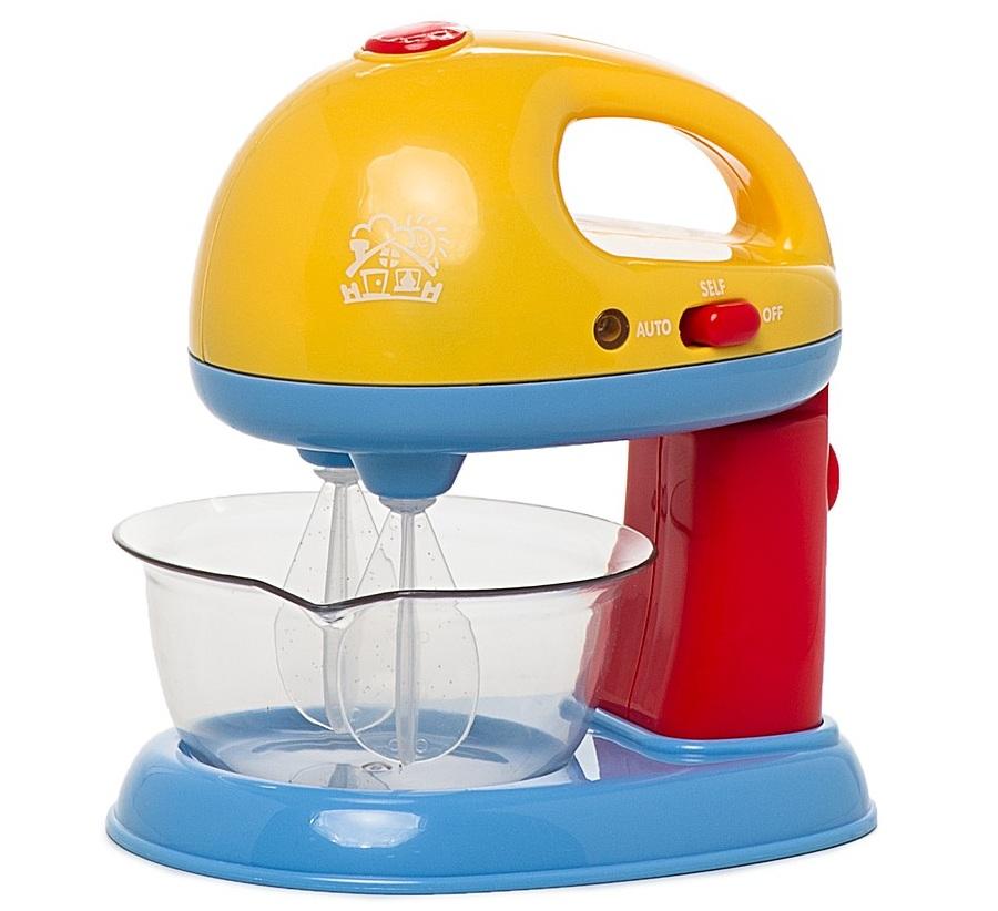 Электрический игровой миксерАксессуары и техника для детской кухни<br>Электрический игровой миксер<br>