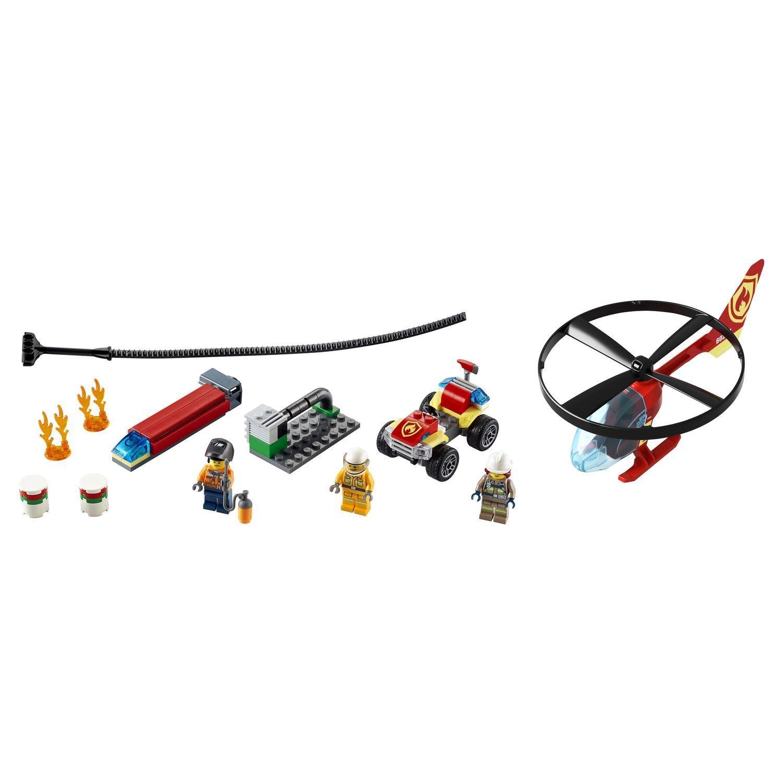 Конструктор Lego® City Fire - Пожарный спасательный вертолет