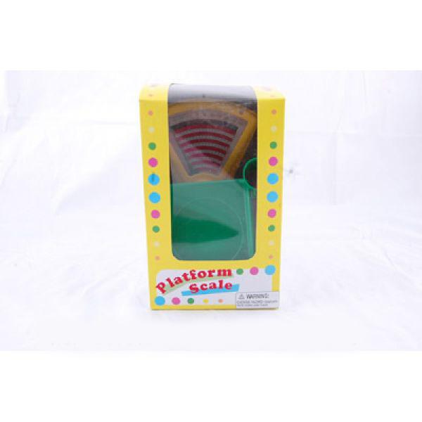 Игрушечные весы  Platform Scale - Детская игрушка Касса. Магазин. Супермаркет, артикул: 159985