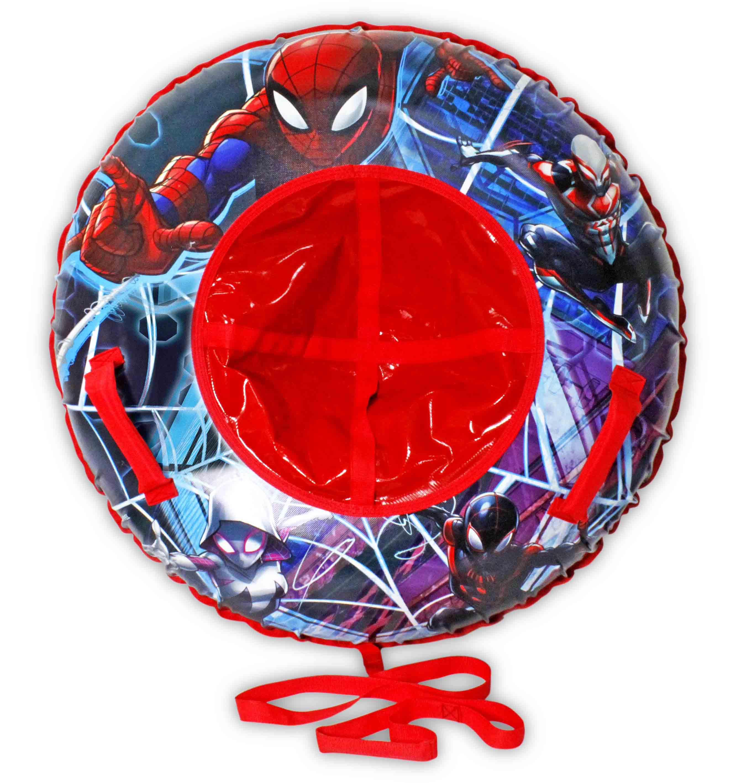Купить Тюбинг Marvel - Человек-Паук, 85 см, 1TOY