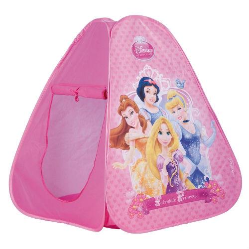 Домик-палатка Принцессы DisneyИгровые домики, горки и песочницы<br>Домик-палатка Принцессы Disney<br>