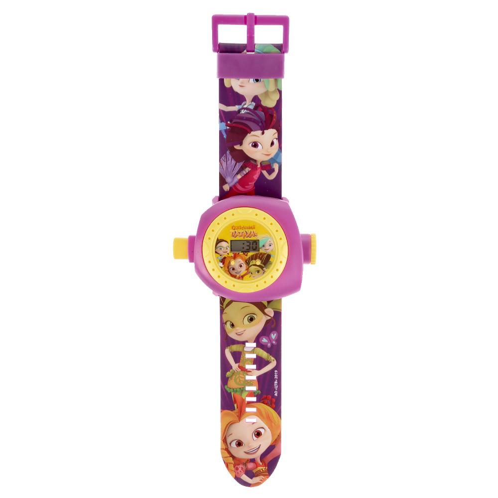 Купить Развивающие часы с проектором из серии Сказочный патруль, Умка