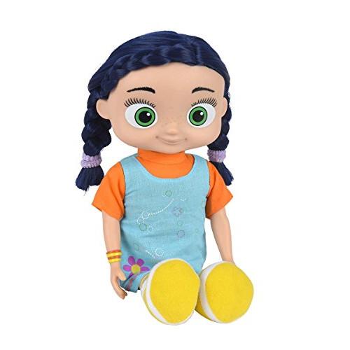 Тряпичная кукла Висспер в базовой одежде, 38 смВисспер (Whissper)<br>Тряпичная кукла Висспер в базовой одежде, 38 см<br>