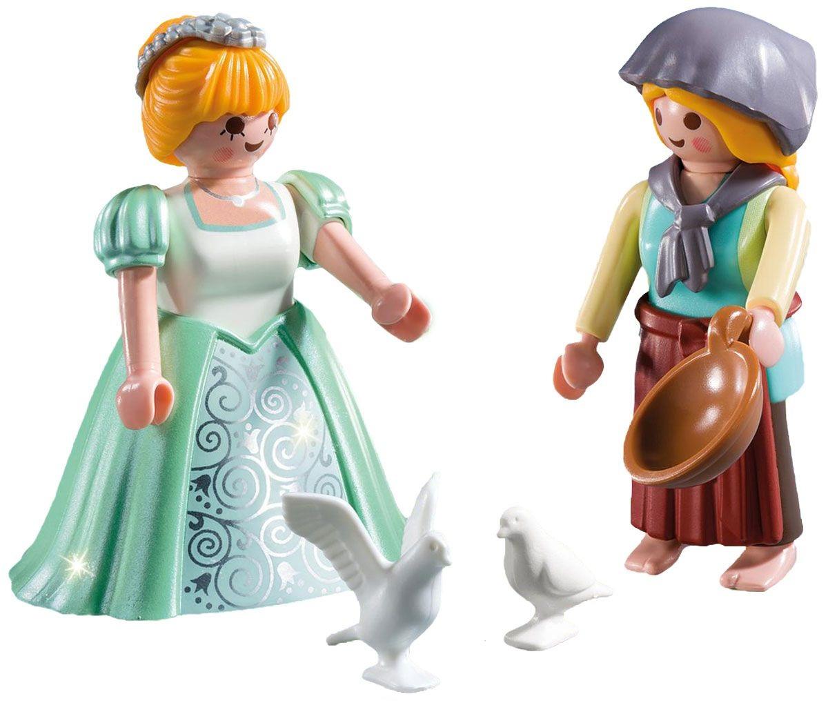 ДУО: Принцесса и служанкаПринцессы и Феи<br>ДУО: Принцесса и служанка<br>