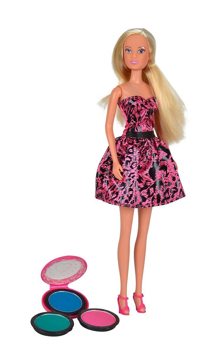 Кукла Штеффи с набором для окрашивания волос, 29 см.
