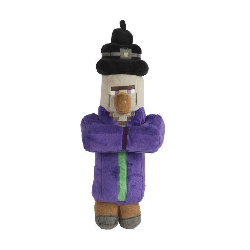 Купить Мягкая игрушка из серии Minecraft - Witch Ведьма, 36 см., Jazwares