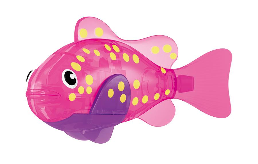 Светодиодная РобоРыбка Вспышка - Игрушки для ванной, артикул: 95623