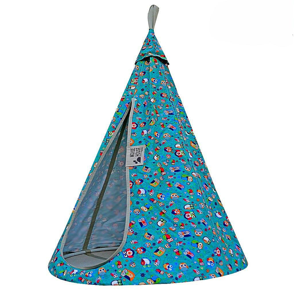 Гамак – Совы, бирюзовыеДомики-палатки<br>Гамак – Совы, бирюзовые<br>
