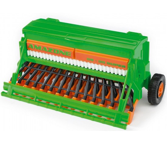 Аксессуар для трактора Bruder - Посевная машина AmazoneАксессуары<br>Аксессуар для трактора Bruder - Посевная машина Amazone<br>