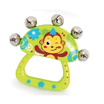 Погремушка с бубенчикамиДетские погремушки и подвесные игрушки на кроватку<br>Погремушка с бубенчиками<br>