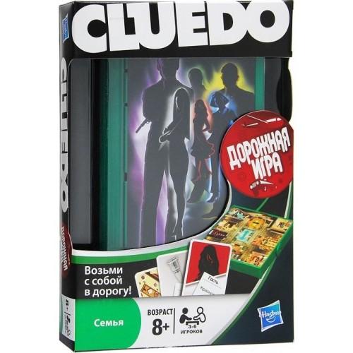 Настольная игра – Клуэдо, дорожная версияЛогические<br>Настольная игра – Клуэдо, дорожная версия<br>