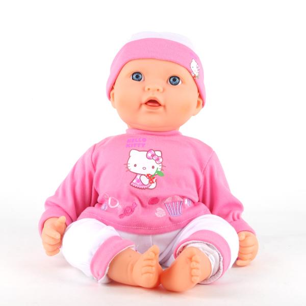 Кукла Hello Kitty с набором доктора, краснеют щечки, кашляетКуклы Карапуз<br>Кукла Hello Kitty с набором доктора, краснеют щечки, кашляет<br>