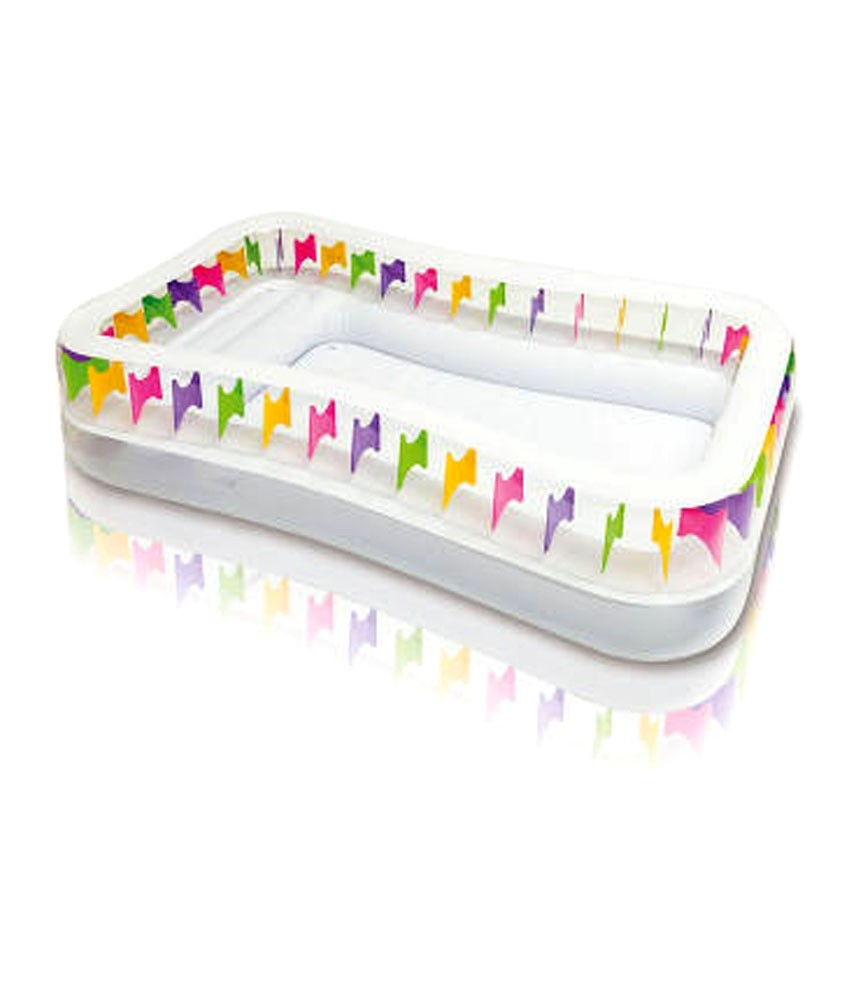 Игровой надувной бассейн - Детские надувные игрушки и бассейны, артикул: 96954
