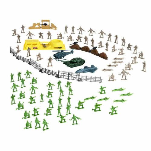 Игровой набор - Большой набор солдатиков
