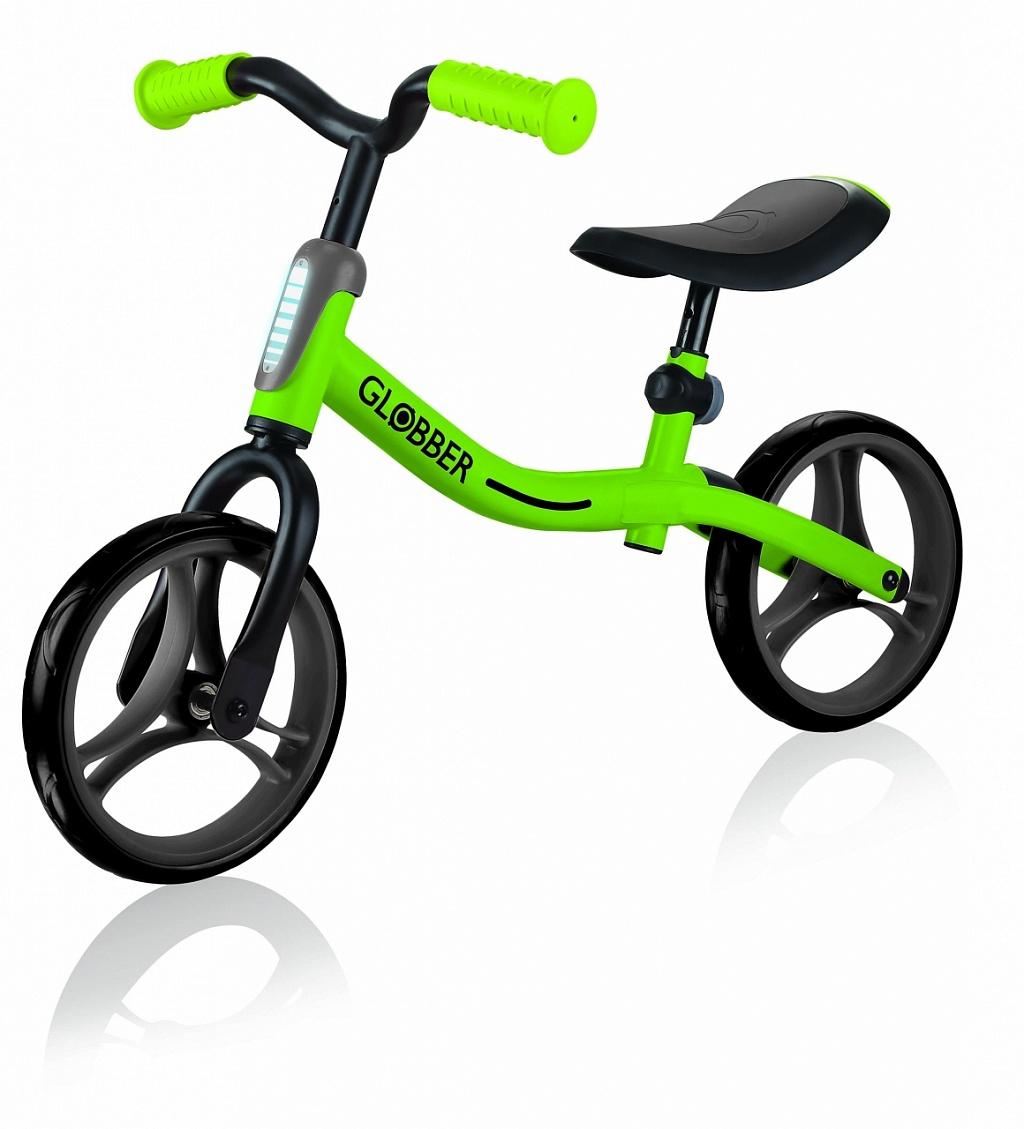 Купить Беговел Go Bike, зеленый, Globber