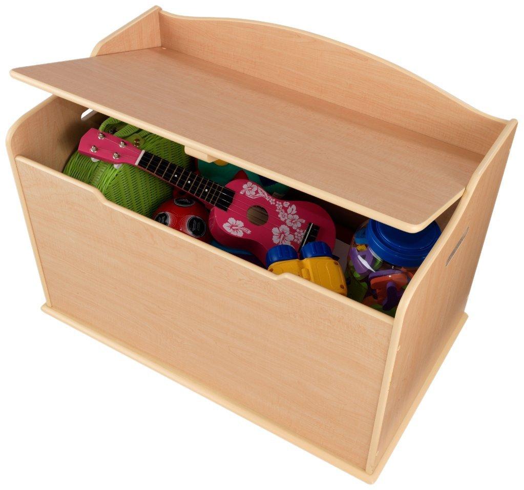 Ящик для игрушек Остин, бежевыйКорзины для игрушек<br>Ящик для игрушек Остин, бежевый<br>