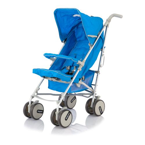 Коляска трость Premier, BlueДетские коляски Capella Jetem, Baby Care<br>Коляска трость Premier, Blue<br>