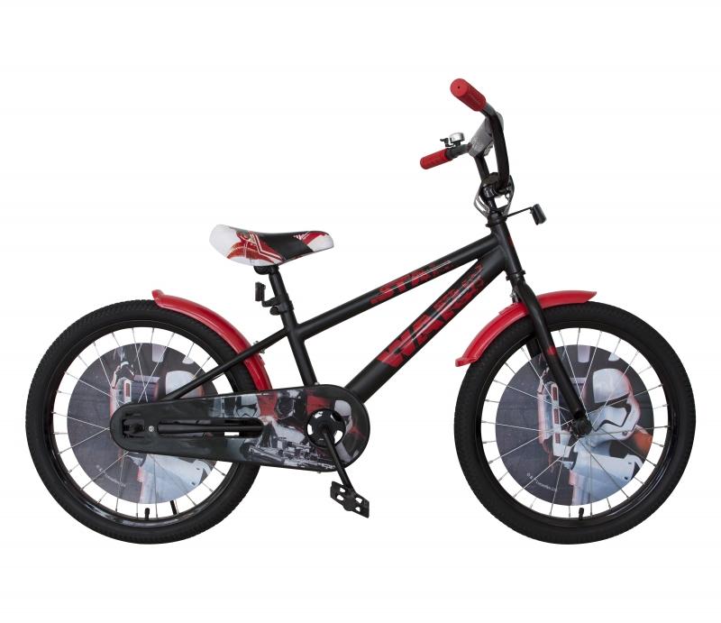 Купить Детский велосипед Disney Star Wars, колеса 20 , стальная рама и обода, ножной тормоз, Navigator