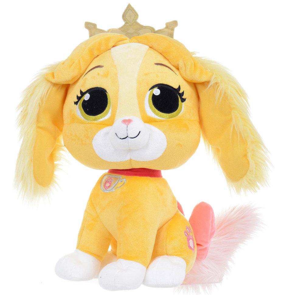 Королевские питомцы. Питомец Белль - щенок Крошка, 18 см.Королевские питомцы Palace Pets<br>Королевские питомцы. Питомец Белль - щенок Крошка, 18 см.<br>