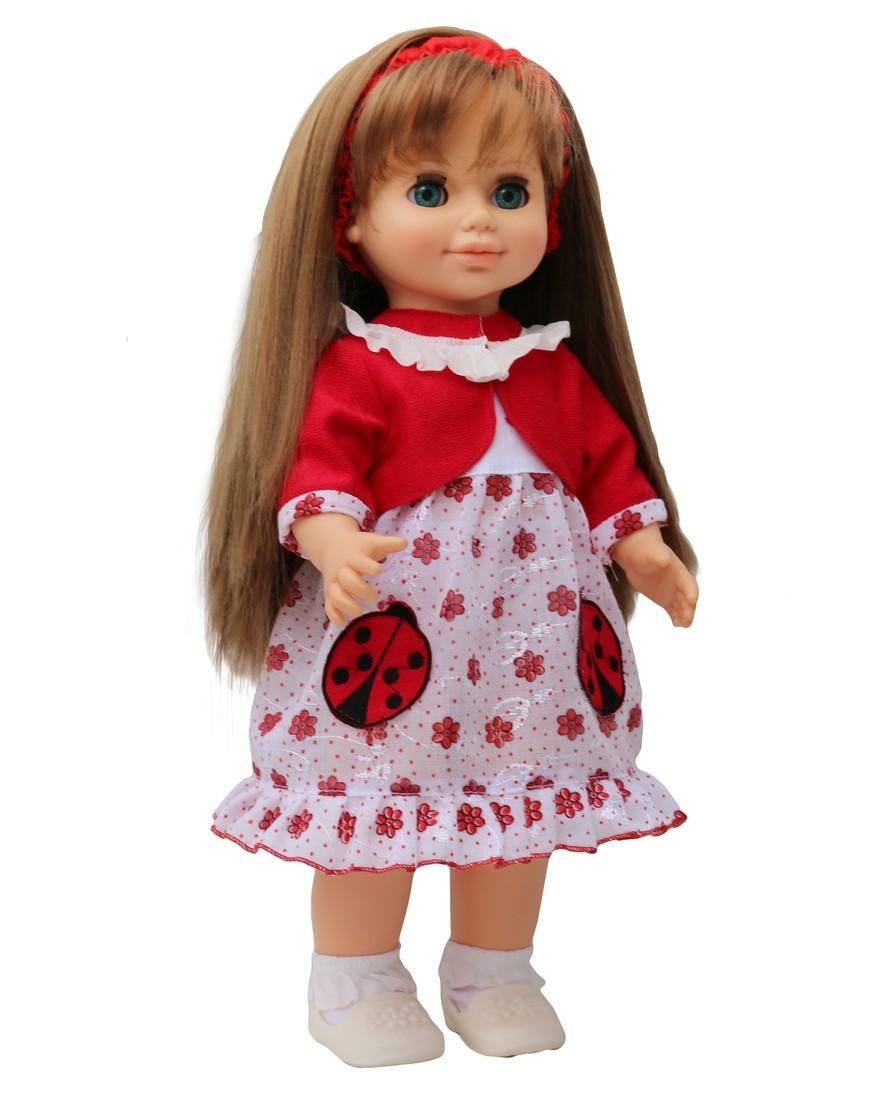 Кукла Анна 3 со звуковым устройствомРусские куклы фабрики Весна<br>Кукла Анна 3 со звуковым устройством<br>