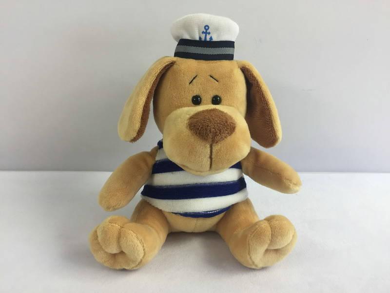 Собака морячок, 15 смСобаки<br>Собака морячок, 15 см<br>
