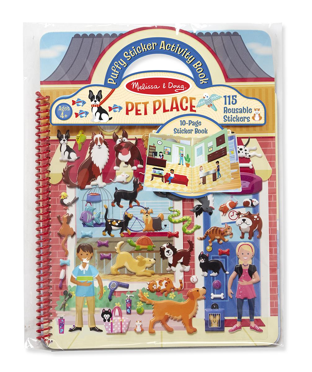 Набор стикеров «Животные», 115 шт. - Детский Досуг, артикул: 138597