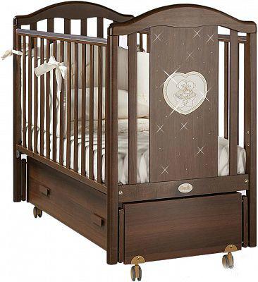 Кровать детская Mon Amourswing NoceДетские кровати и мягкая мебель<br>Кровать детская Mon Amourswing Noce<br>