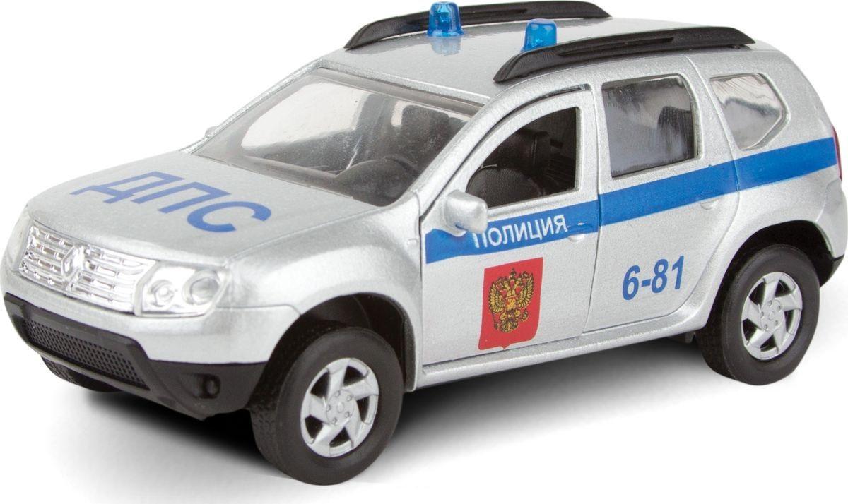 Машинка - Renault Duster - ДПС, 1:38Renault<br>Машинка - Renault Duster - ДПС, 1:38<br>