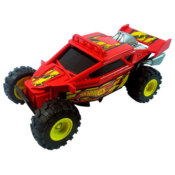Купить Машинка из серии Hot Wheels, красная, 13 см., Toystate