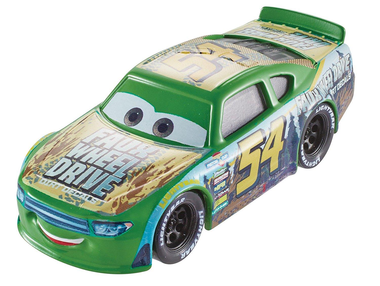 Коллекционная машинка Cars 3 - Томми Хайбэнкс Mattel