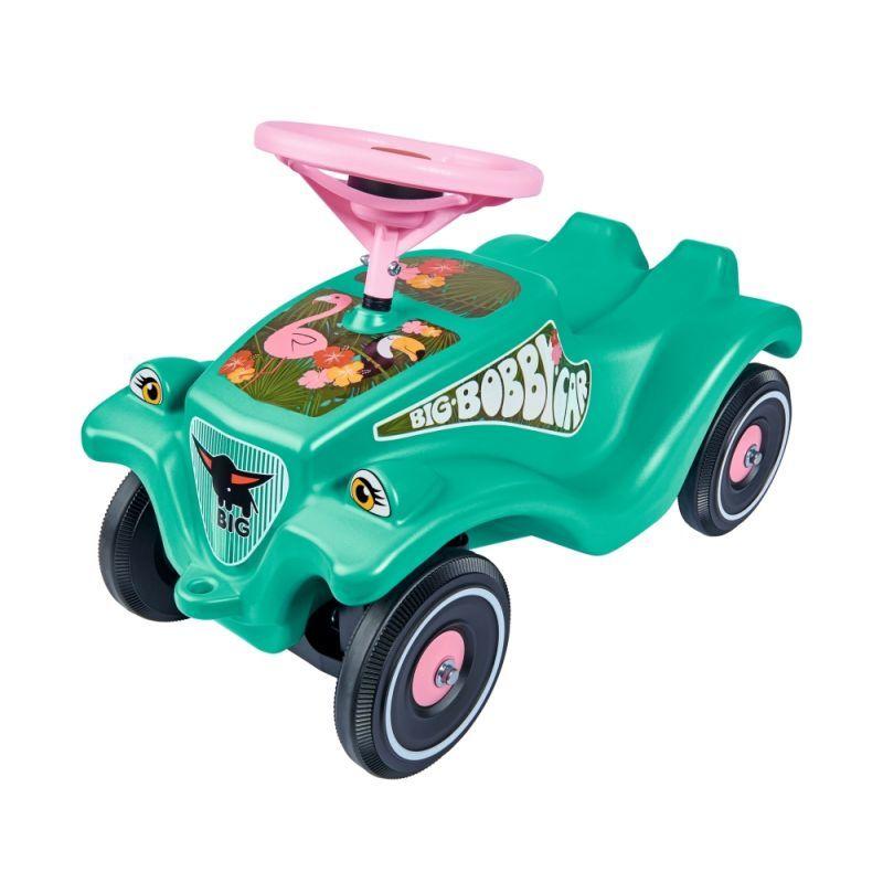 Купить Детская машинка-каталка BIG Bobby Car Classic - Тропический фламинго