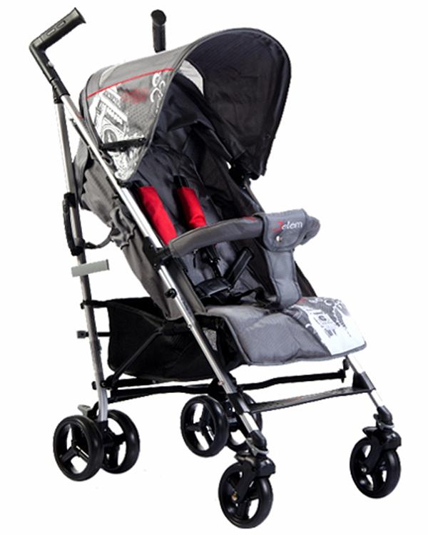 Коляска трость London, GreyДетские коляски Capella Jetem, Baby Care<br>Коляска трость London, Grey<br>