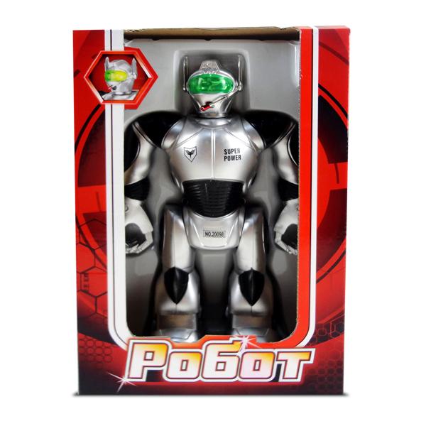 Игрушечный робот - Роботы, Воины, артикул: 112555
