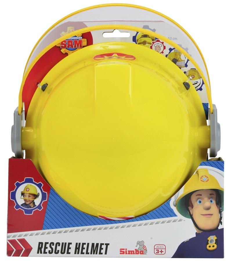 Каска Сэма,, 23 см.Пожарный СЭМ<br>Каска Сэма,, 23 см.<br>