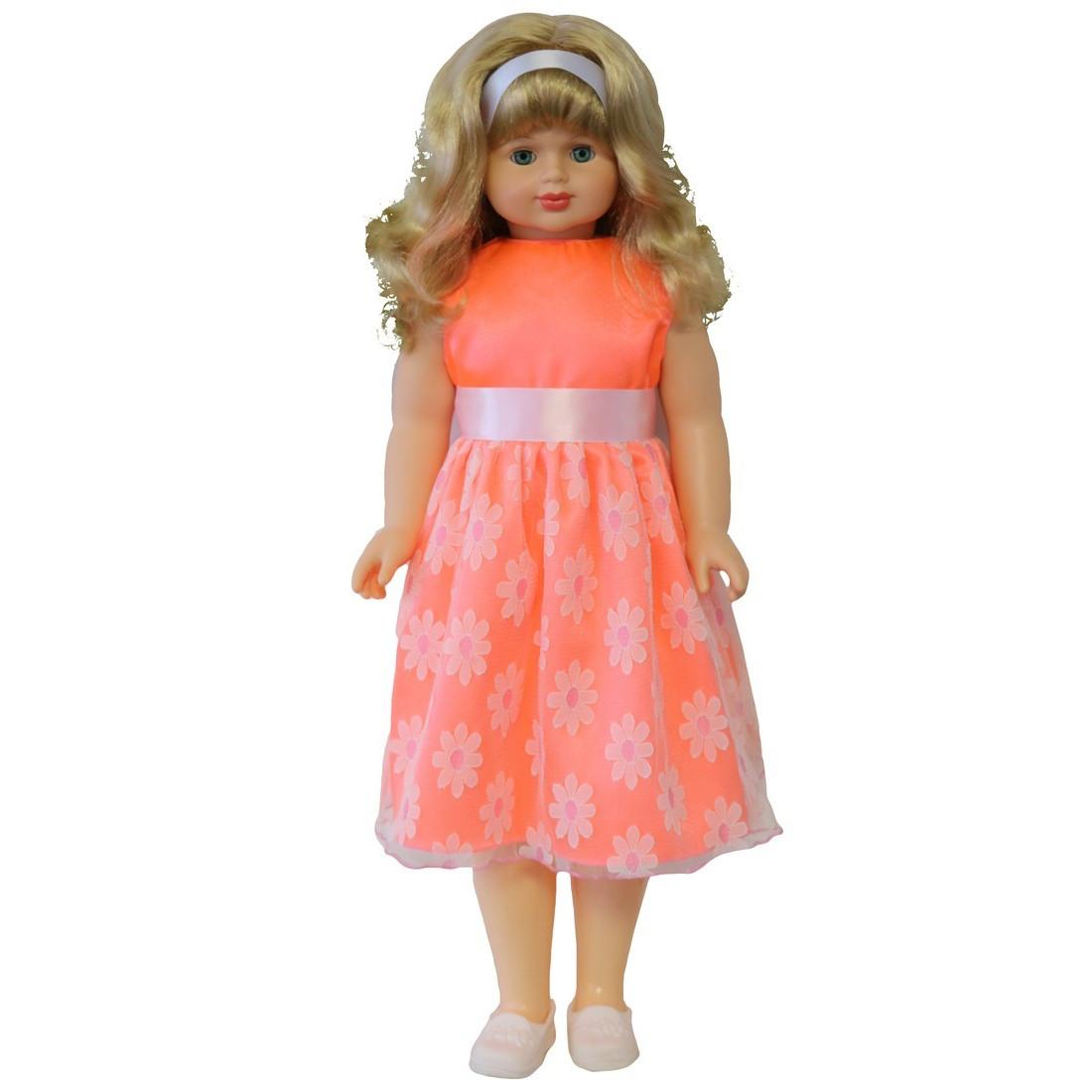 Кукла Снежана 22, шагает, говорит, 83 смРусские куклы фабрики Весна<br>Кукла Снежана 22, шагает, говорит, 83 см<br>