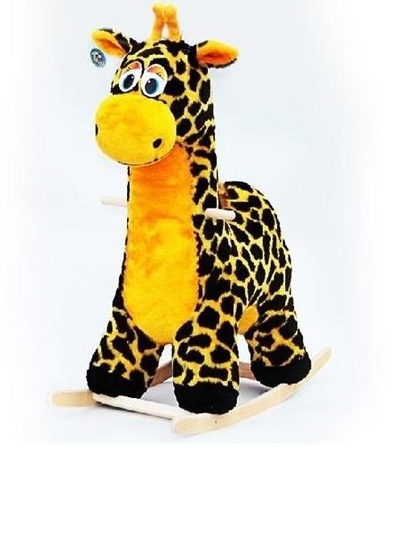 Тутси Меховая качалка. Жираф