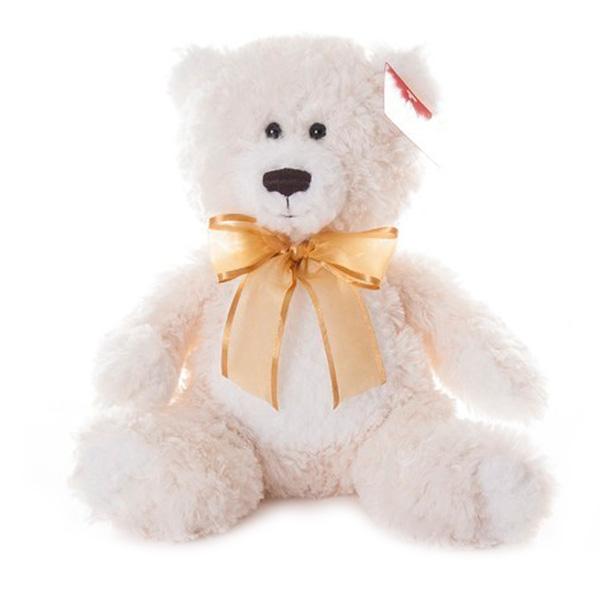 Мягкая игрушка – Медведь кремовый, 20 смМедведи<br>Мягкая игрушка – Медведь кремовый, 20 см<br>