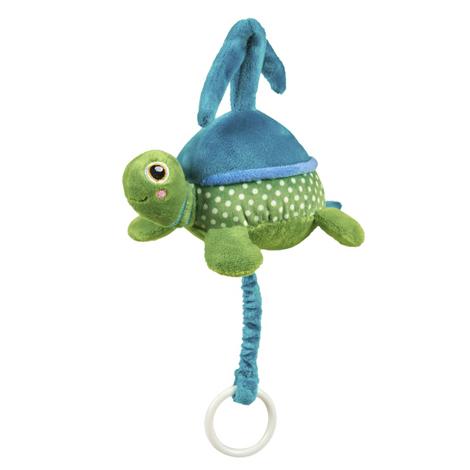 Игрушка-подвеска музыкальная ЧерепахаДетские погремушки и подвесные игрушки на кроватку<br>Игрушка-подвеска музыкальная Черепаха<br>