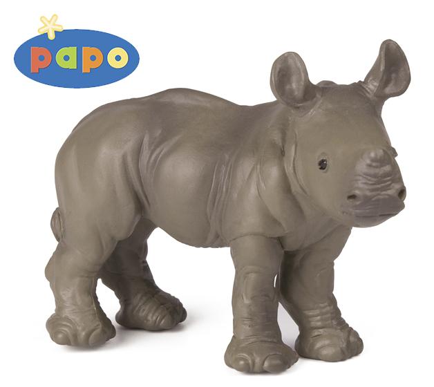 Детеныш носорогаДикая природа (Wildlife)<br>Детеныш носорога<br>