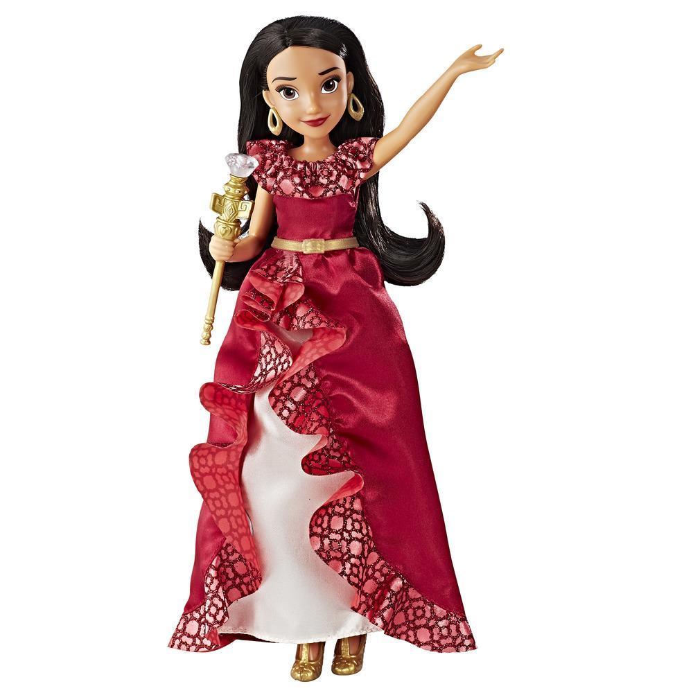 Купить Кукла Елена – принцесса Авалора и волшебный скипетр, свет и звук, Hasbro